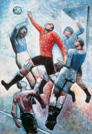 Ugo guidi l 39 uomo l 39 arte le grandi opere mostra virtuale for Sono due in una partita di calcio